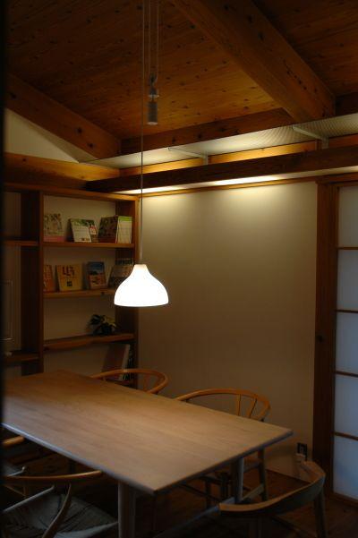 Mezzanine Kitchen Small Spaces