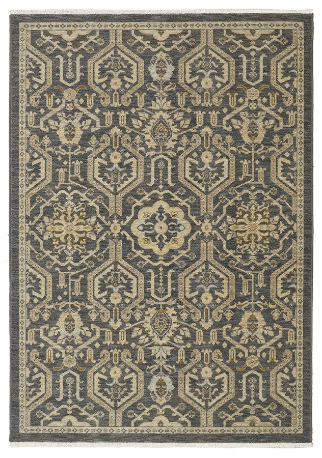 Karastan Manifesto Mezzo Charcoal Area Rug  Manifesto Collection Has Been  Introduced In 2016 By Karastan And Sets A New Standard In Design, ...