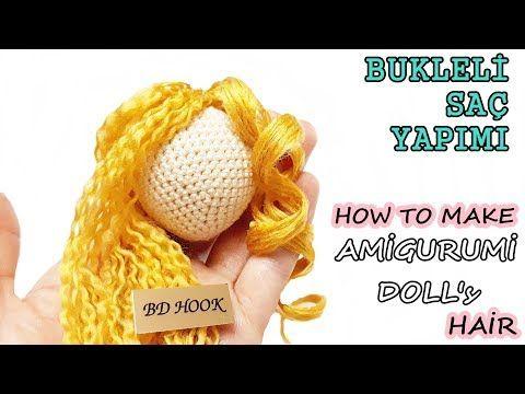 Amigurumi-Puppen – Wie man eine Amigurumi-Puppe & # 39 …   – baba