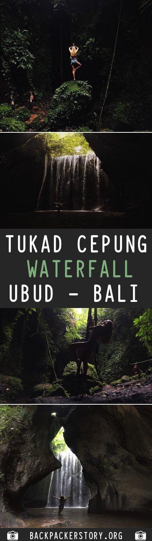 Guide: Tukad Cepung Waterfall, Ubud - Bali