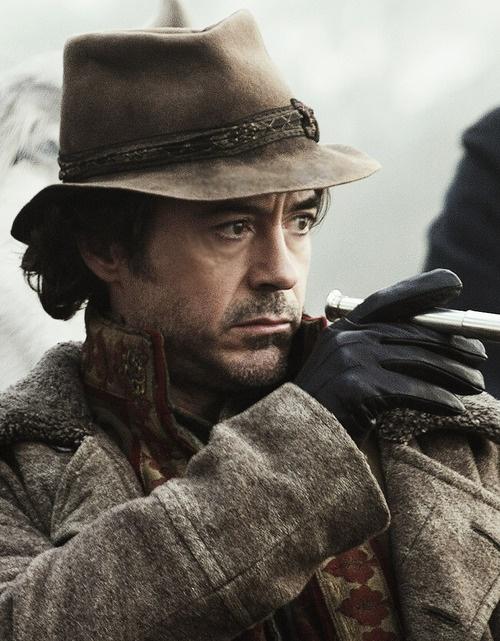 "Robert Downey Jr., ""Sherlock Holmes: A Game of Shadows"""