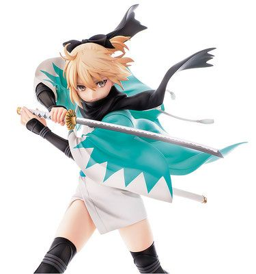 Fate/Grand Order Statue 17 SaberSouji Okita 25 cm