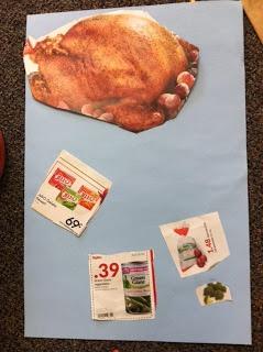 Adventures in Third Grade: Plan a Thanksgiving Feast