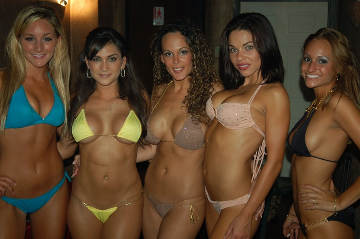 group of sexy women