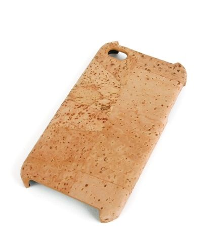 IPhone Protective Case Natural Cork.