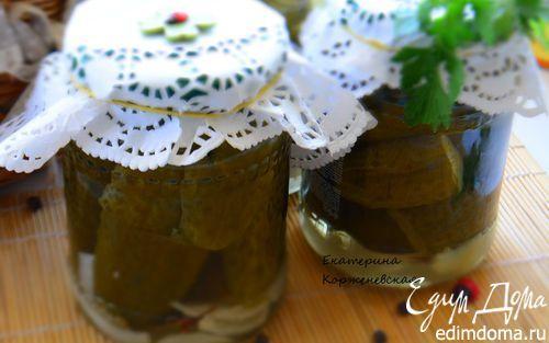 Огурцы по-болгарски | Кулинарные рецепты от «Едим дома!»