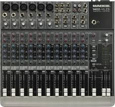 Image result for mackie mixer