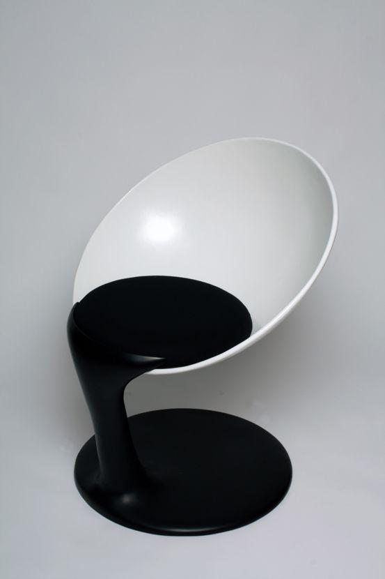 Coup de cœur : Auslaufmodel, une chaise étonnante par Alexander Nettesheim