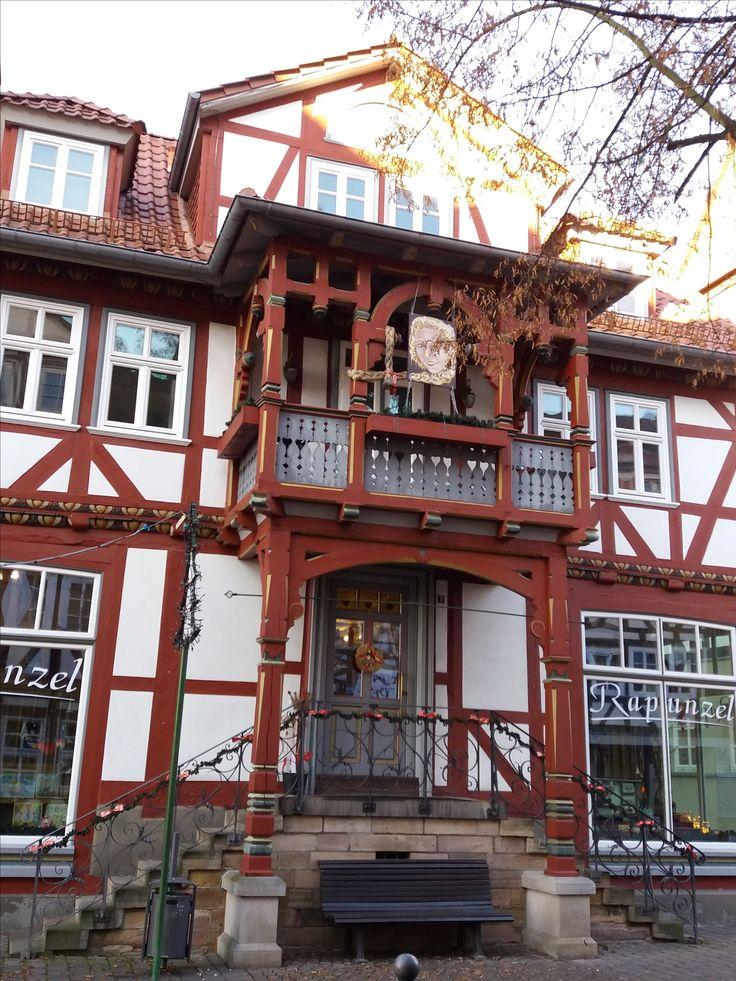 ROTENBURG a.d.Fulda - zu Gast bei Rapunzel