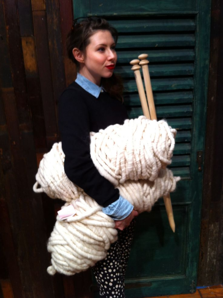 Big Loop Merino Yarn $175 (one 150 yard skein weighs 40 oz).  Available at Loopy Mango