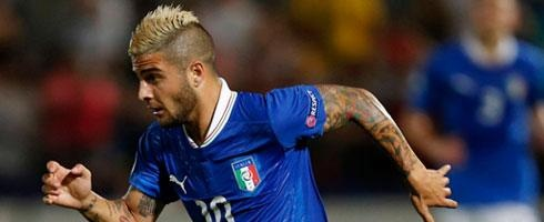 Italy to take on Holland in the Semi Final of the Euro U21 Championships.