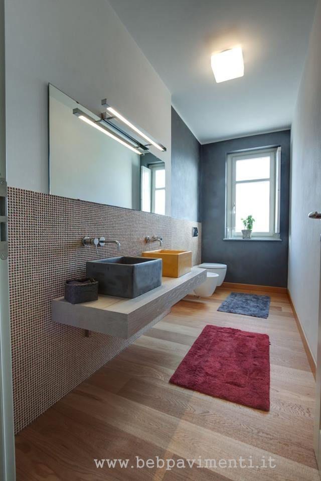 Abitazione privata, progettazione, fornitura e posa in opera: www.bebpavimenti.it