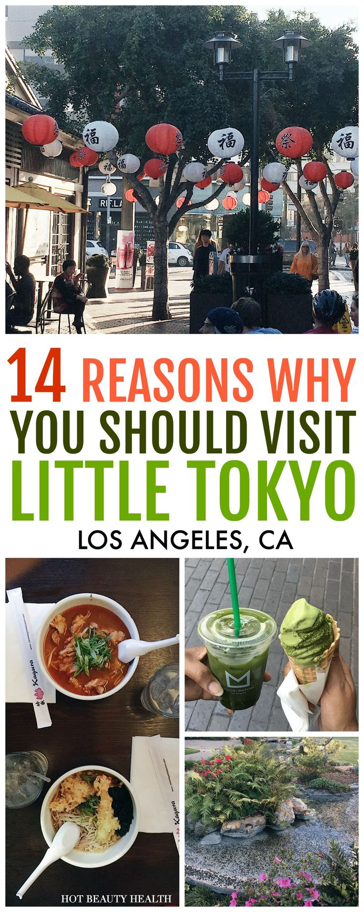 Here's a 2-day essential travel guide to one of Los Angeles hottest neighborhoods: Little Tokyo. See my favorite eats, coffee shop and restaurants, know where to stay and shop, and things to do and see. It's next to downtown los angeles and is a great district to visit on the weekend. Hot Beauty Health #littletokyo #traveltips