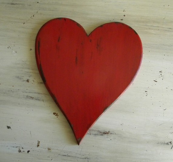 89 best images about heart crafts on pinterest paint for Wooden hearts for crafts