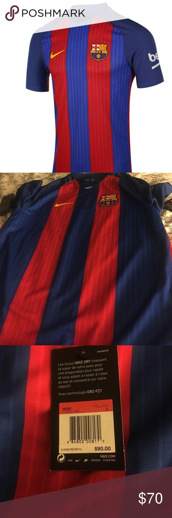 Barcelona jersey Brand new Barcelona jersey Nike Other