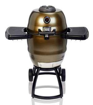 Broil King Keg Charcoal Grill: Big Steel Keg Charcoal Grill