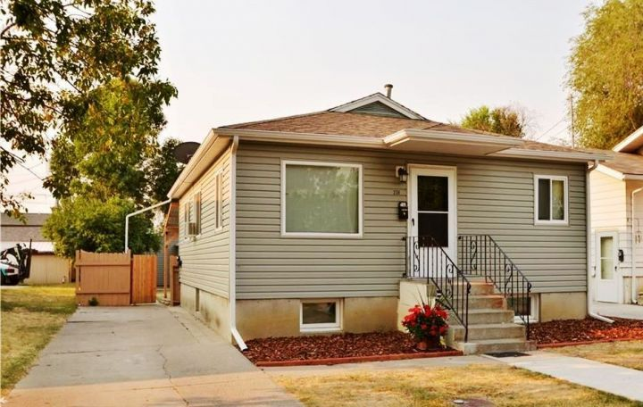 238 Terry Ave No B Billings Mt Rentals 3800 Two Bedroom One Bathroom Basement Unit With All Utilities Paid Centrally Duplex For Rent Rent Gas Heating
