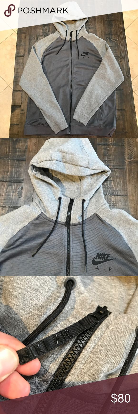 NWT NIKE ZIP THROUGH RAGLAN HOODIE MENS SIZE XL BRAND NEW NIKE ZIP UP RAGLAN HOODIE MENS SIZE XL 100% AUTHENTIC. (CHECK OUT THE COOL HOOD ON THIS THING)!!!  SHIPS SAME OR NEXT DAY FROM MY SMOKE FREE HOME.   REASONABLE OFFERS WILL ONLY BE CONSIDERED THROUGH THE OFFER BUTTON. ANY OFFERS IN COMMENTS WILL BE IGNORED.   BUNDLE DISCOUNT SUBJECT TO MY APPROVAL. ✨   TRUSTED RELIABLE SELLER. ALL PRODUCT IS 100% AUTHENTIC & DIRECT FROM NIKE Nike Shirts Sweatshirts & Hoodies