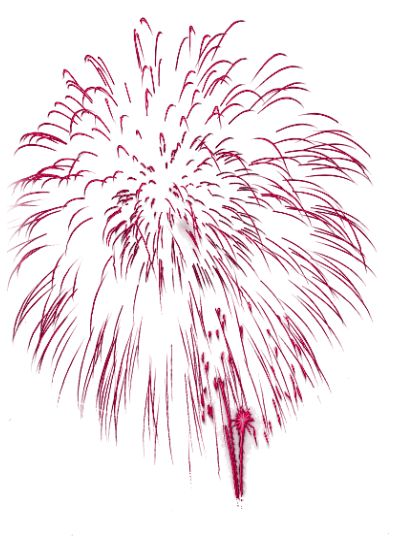 gifs animés feux d'artifices@ | mes tubes.. feux d artifices
