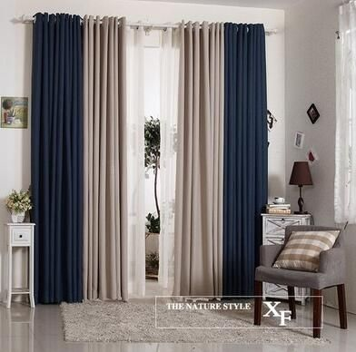 M s de 1000 ideas sobre cortinas minimalistas en pinterest for Cortinas blancas para sala