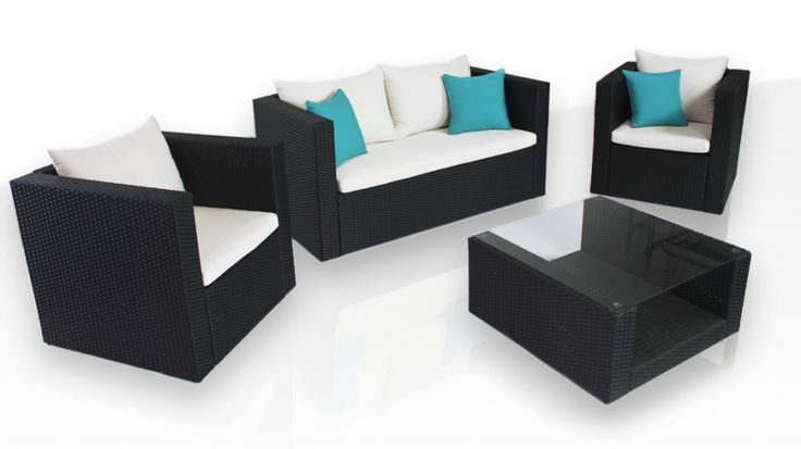 Julietta Outdoor Lounge Setting $899 + postage