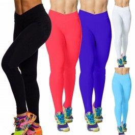 New Fashion Women\'s Sexy High Waist Yoga Sport Running Fitness Leggings