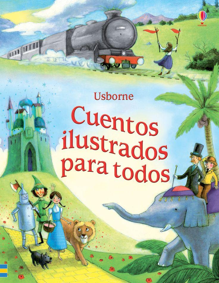 Una hermosa colección con ocho de los cuentos clásicos más queridos de los niños, bellamente ilustrados y narrados para los lectores más jóvenes.  #libros #libro #librosinfantiles #cuentos #historias #niños #paraniños #relatos #clásicos