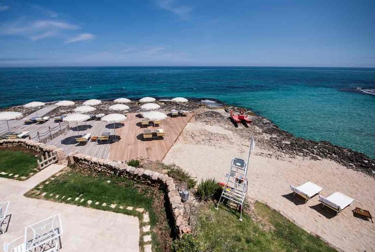 Luxury seaside hotel in Puglia | San Domenico a Mare