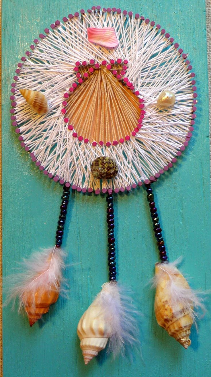 21 best string art images on pinterest spikes string art and board string art tutorial an easy craft for kids baditri Image collections