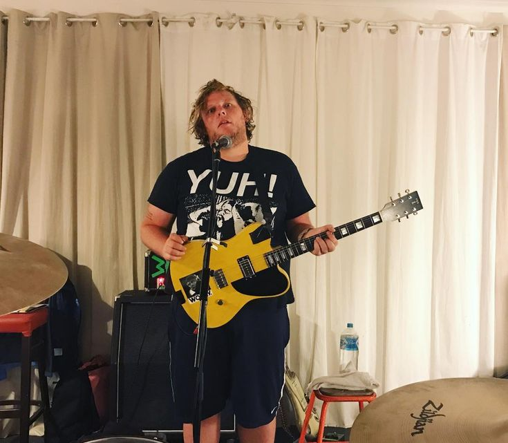 "2,451 Likes, 20 Comments - The Smith Street Band (@thesmithstreetband) on Instagram: ""Got a few gigs coming up... figured we should probably have a jam #workinhardorhardlyworkin"""