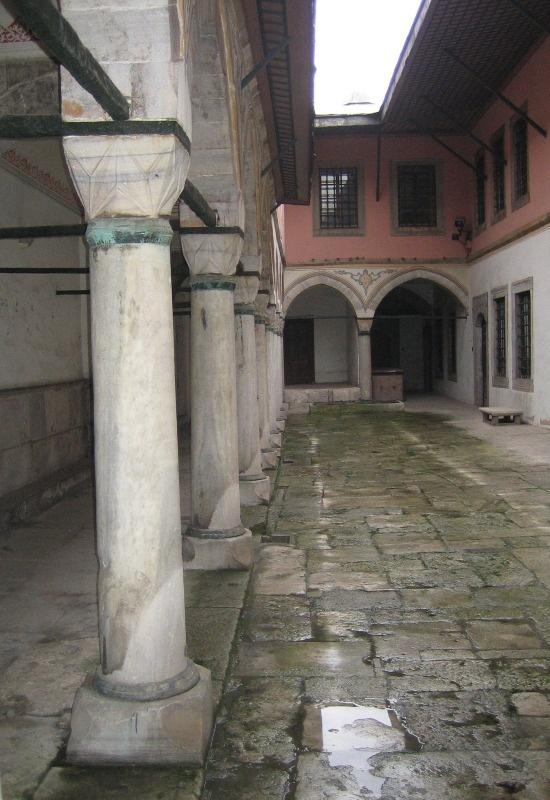 Estambul - Palacio Topkapi