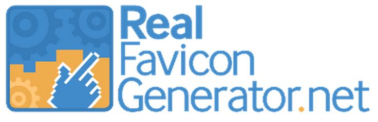 Generate the favicon pictures and HTML code that work on all major browsers and platforms