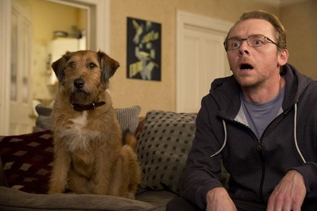Robin Williams' Final Recorded Role Looks Like a Barking Good Time | moviepilot.com
