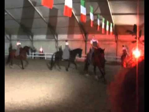 Grosseto Festival dei Cavalli 2010 - Carosello Donne Ass Butteri d'Alta ...