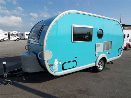 34 Best Td Images On Pinterest  Camper Trailers Travel Amazing Small Camping Trailers With Bathrooms Design Ideas