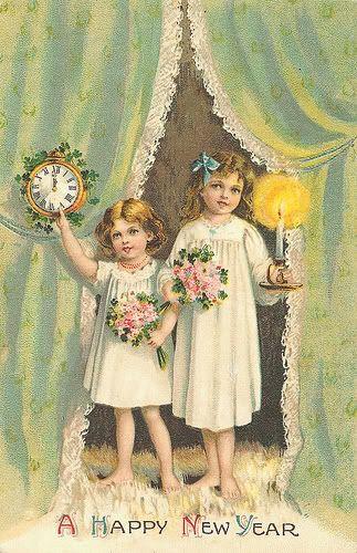 vintage happy new year images | Vintage Happy New Year Card Photo by KimiSunshine_photos | Photobucket