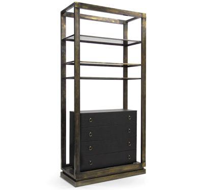 hoplon modern bookcase mid century modern design by brabbu is a strong design piece for a modern home decor
