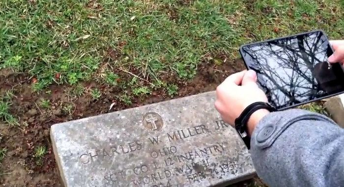 Otter Creek Holdings, a Utah-based technology company that develops genealogy software and websites, announces a new smartphone app that enables users to get instant genealogical information just by snapping a photo of a gravestone.