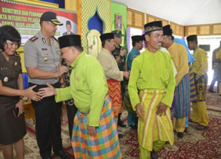Bengkalis, Oketimes.com - Camat Pinggir Jamaluddin Hassan mengatakan, ada 7 desa di wilayah kerjanya yang juga akan mengelar Pemilihan Kepala Desa (Pilkades) pada Pilkades Serentak Gelombang I tahun 2 ...