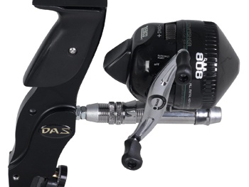 Zebco 808 bowfishing reel cabela 39 s is cheaper for Crossbow fishing reel