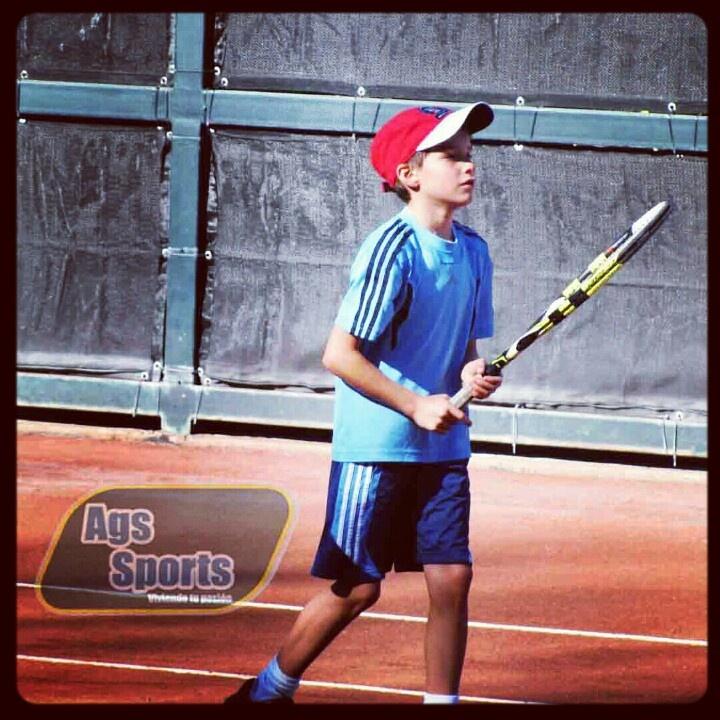 Este jueves 24 de enero arranca el torneo estatal de tenis Juan Garcia Campos mas en http://www.agssports.com