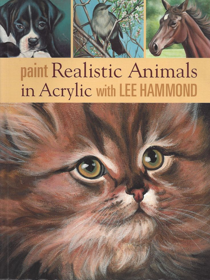 44 best colored pencil lee hammond images on pinterest colored lee hammond shares her acrylic painting tips for how to paint animals step by step in this ebook discover how to paint fur feathers more today fandeluxe Choice Image