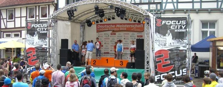 Die Deutschen MTB Cross Country Meisterschaften 2013 finden in Bad Salzdetfurth statt! Wer nicht dabei ist, ist selber schuld!!!! Wer ist dabei?