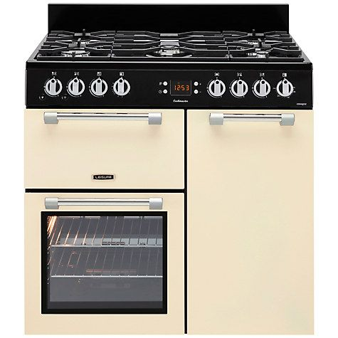 Buy Leisure CK90G232 Dual Fuel Range Cooker Online at johnlewis.com