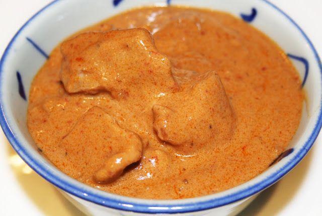 """La Cuisine de Bernard: Le curry """"Massaman"""""""