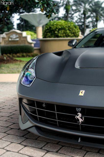 So damn FINE!  Follow eBay's sensational 'Dream Cars' board on Pinterest today: www.pinterest.com/ebay/dream-cars/ #FerrariF12 #sexy