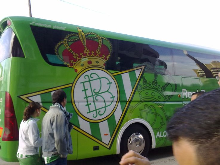 Autobus del Real Betis