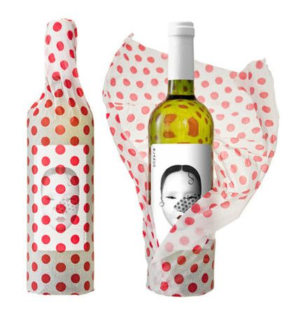 polka dot: Del Frail, Polka Dots, Package Design, Wine Packaging, Packaging Design, Lascala, Wine Bottle, Eduardo Del, Design Packaging