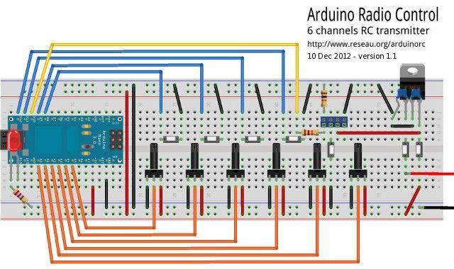 Hardware | Arduino Radio Control