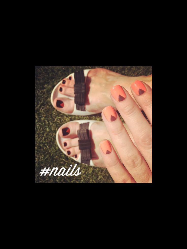 Shellac nails cnd